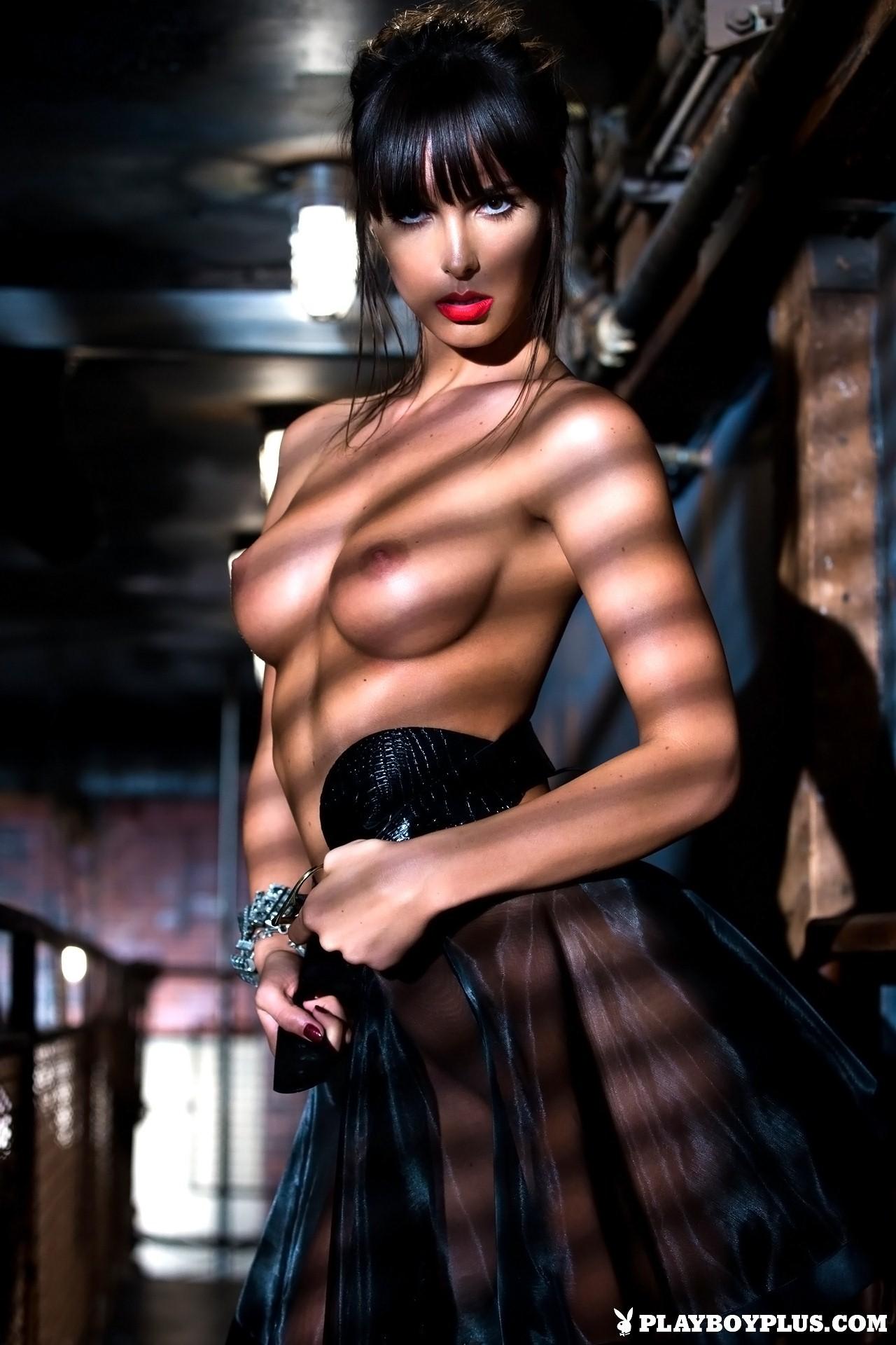 fotos de Brittny Ward desnuda