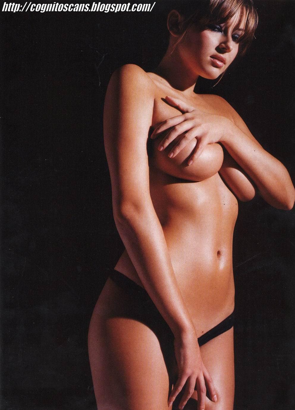 fotos de Keeley Hazell desnuda