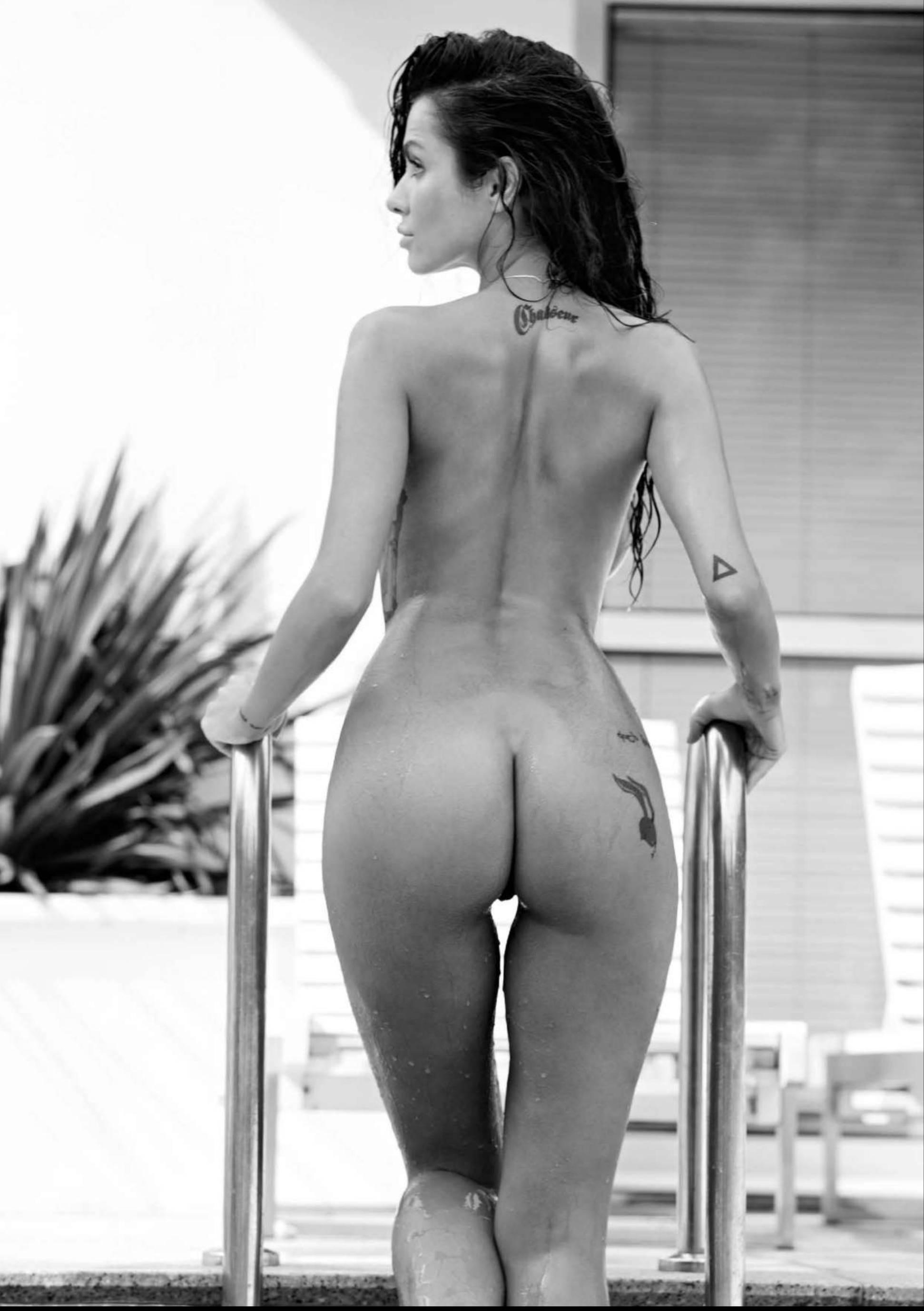 fotos de Natalia Siwiec sin ropa interior
