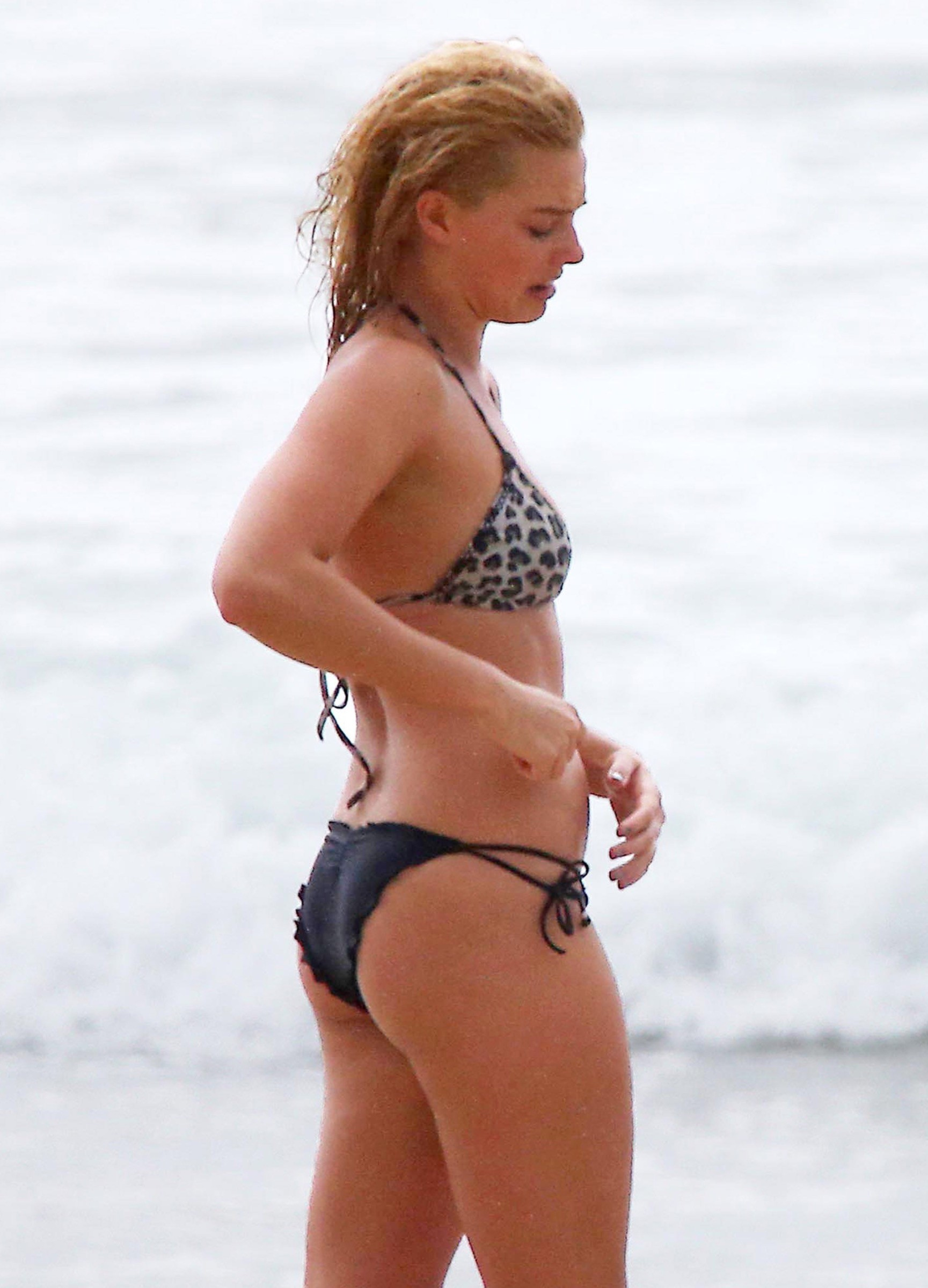 porno de Margot Robbie 1