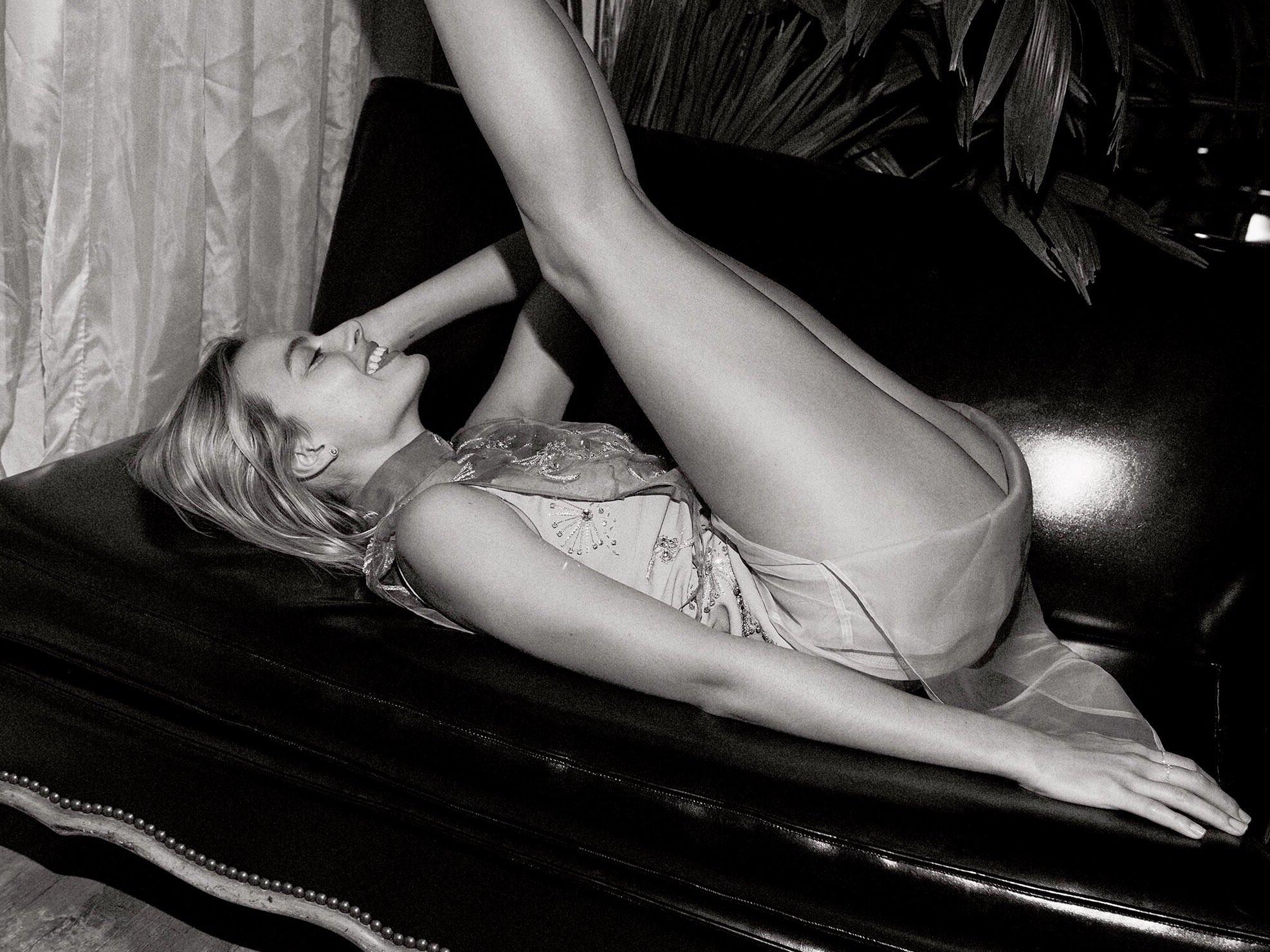 porno de Margot Robbie