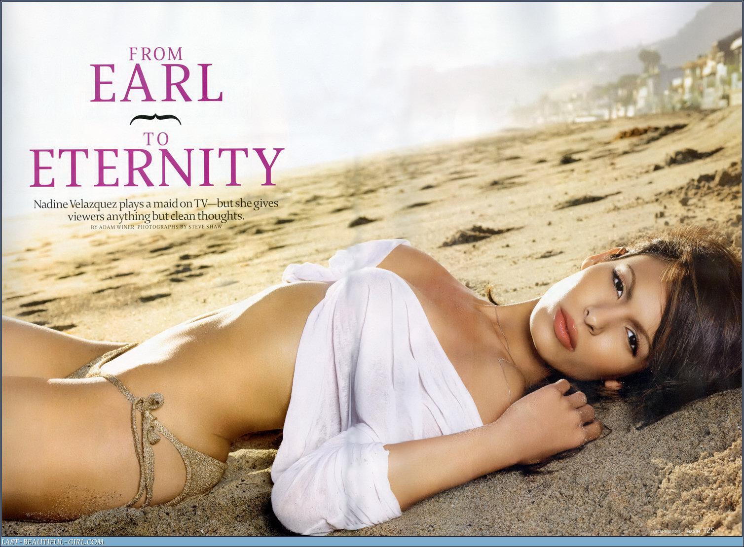video porno de Nadine Velazquez 1