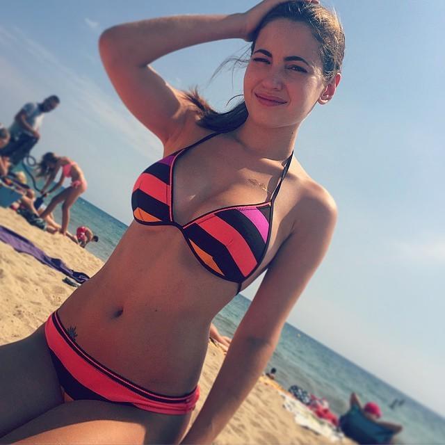 xxx videos de Ivana Baquero sin ropa
