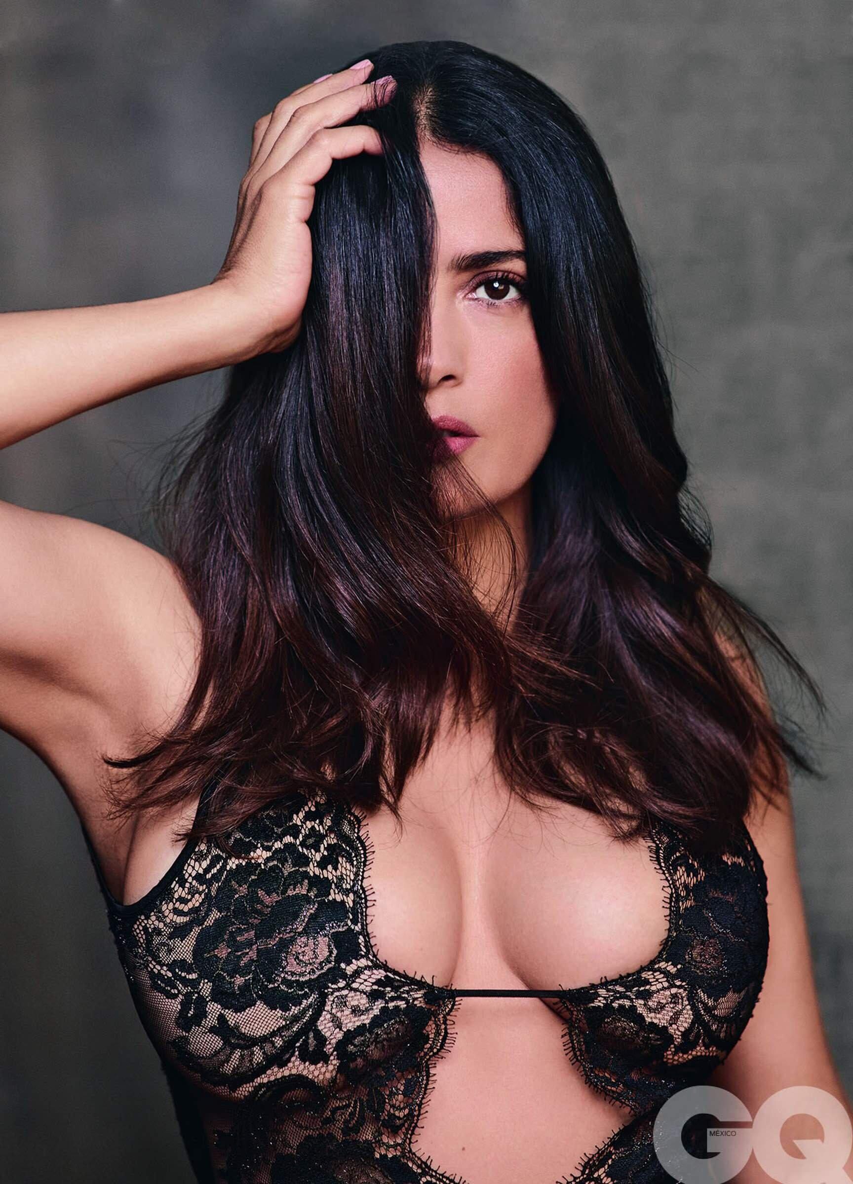 Videá porno de Salma Hayek