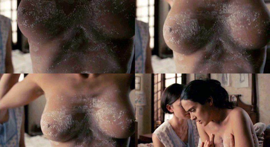 Salma Hayek imagenes desnuda