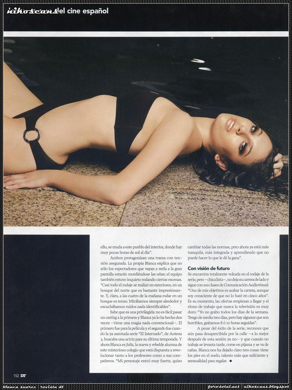 Blanca Suarez desnuda porno 1