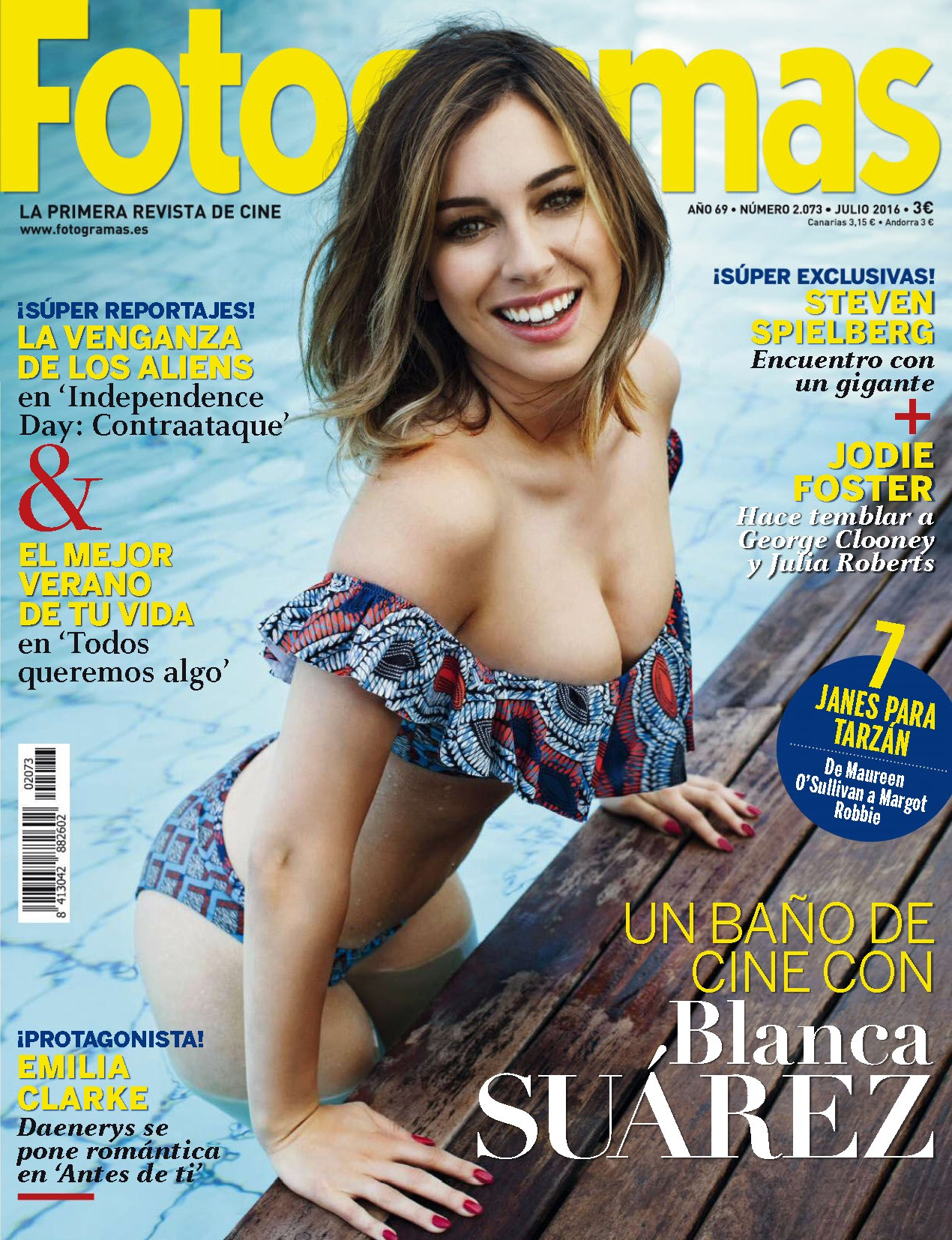 Blanca Suarez follando 2