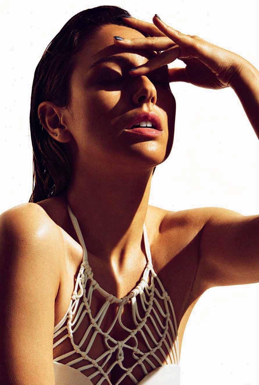 Blanca Suarez pillada desnuda 3
