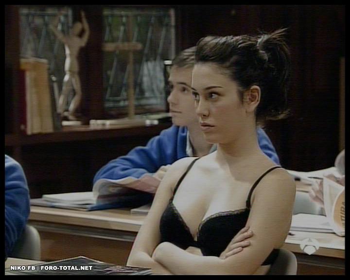 Blanca Suarez porn El Internado