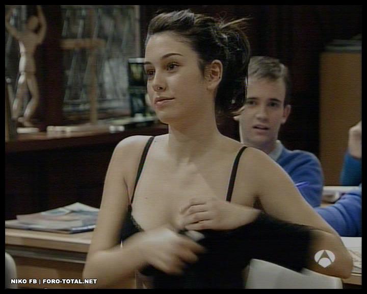 Blanca Suarez sexo El Internado