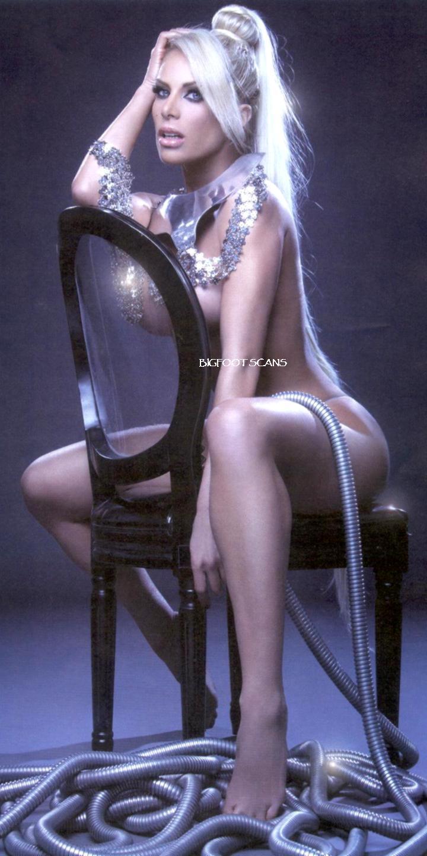 Lorena Herrera desnuda tetas