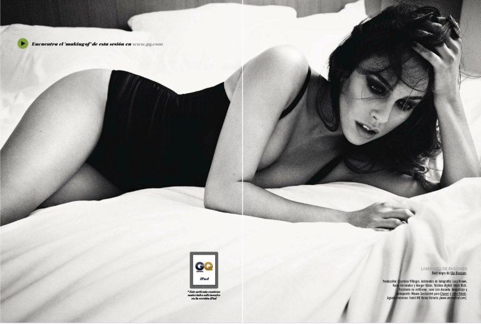 fotos de Blanca Suarez desnuda panocha
