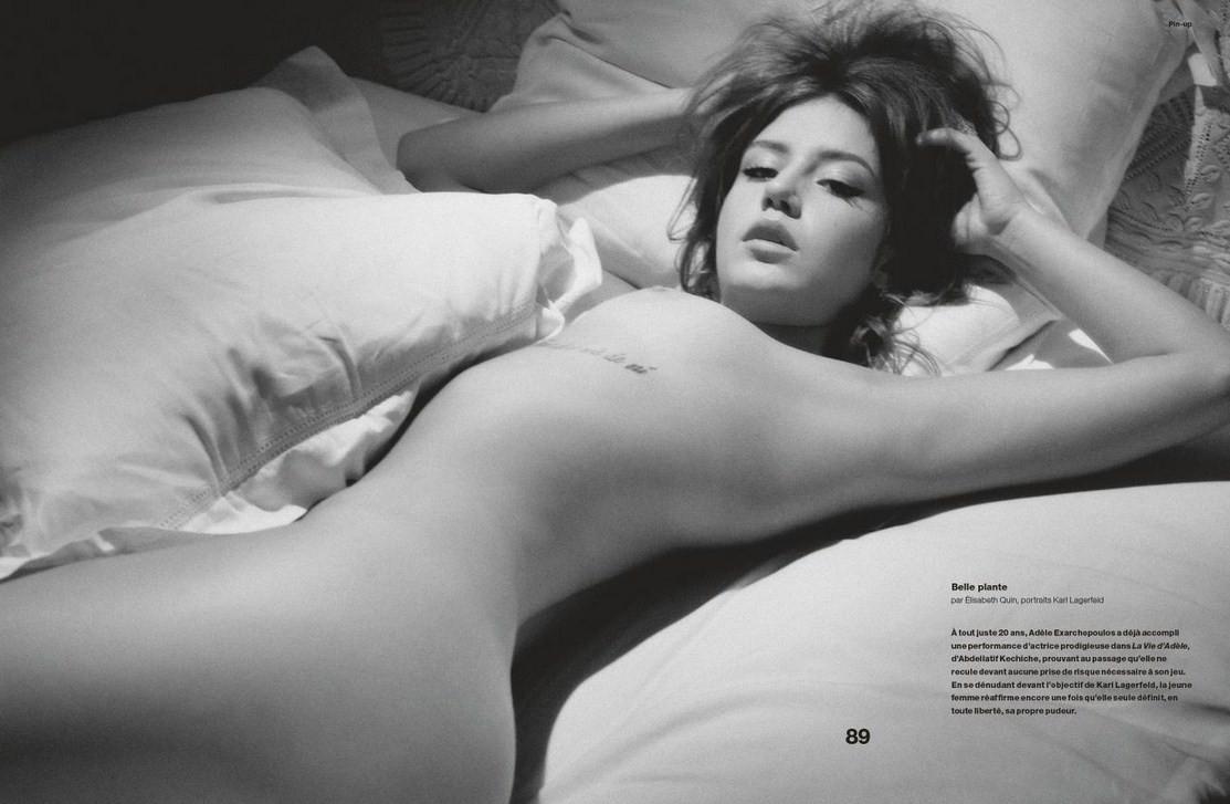 Adele Exarchopoulos vídeos porno