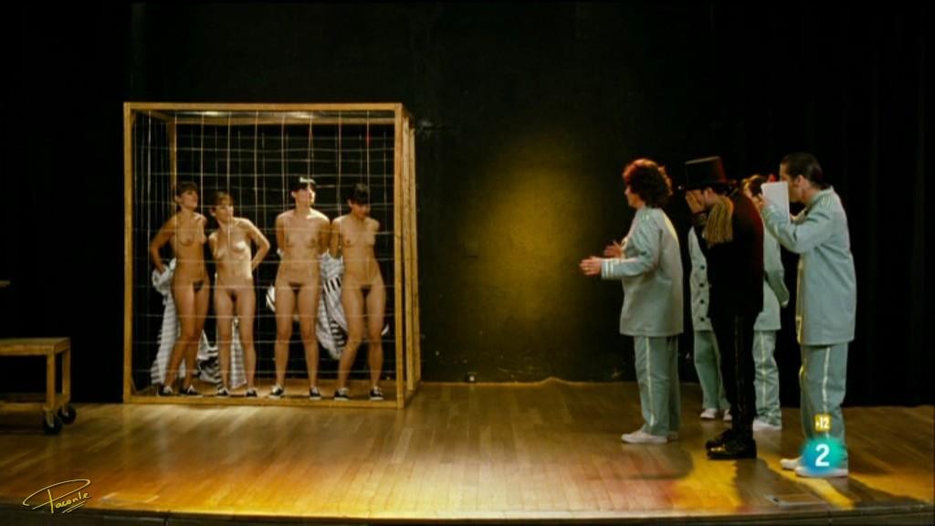Adriana Ugarte desnuda sin censura