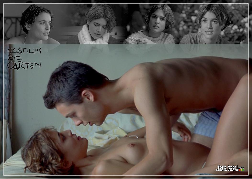 Adriana Ugarte desnuda tetas