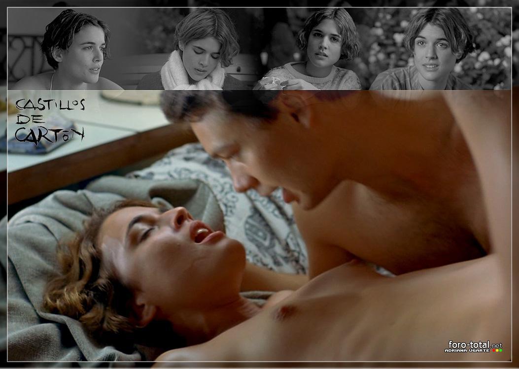 Adriana Ugarte desnudos
