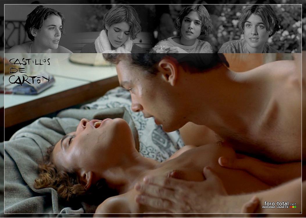 Adriana Ugarte fotos filtradas desnuda