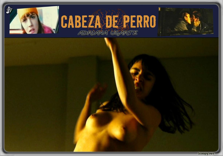 Adriana Ugarte pilladas