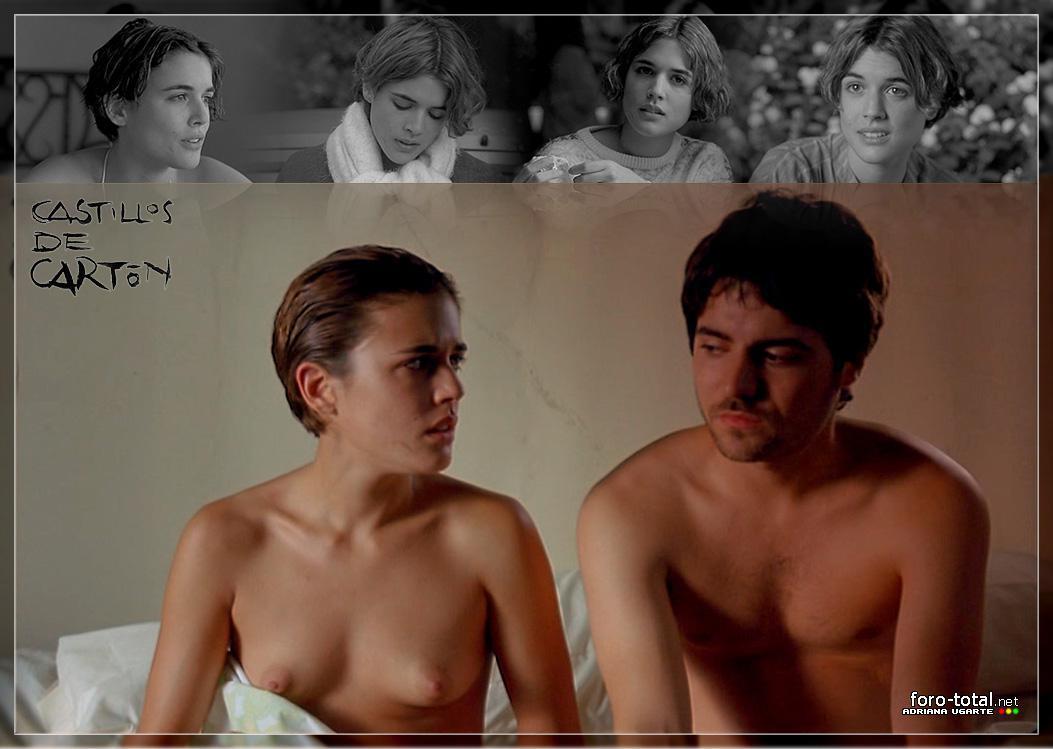 Adriana Ugarte porno famosas desnudas 1