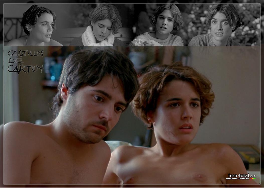 Adriana Ugarte porno famosas desnudas