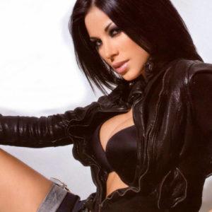Filtraron fotos de Aida Yespica desnuda