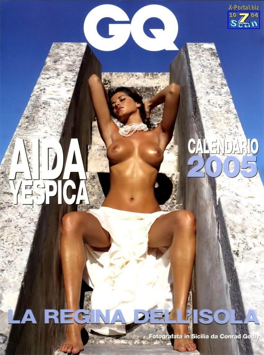 Aida Yespica boca 1