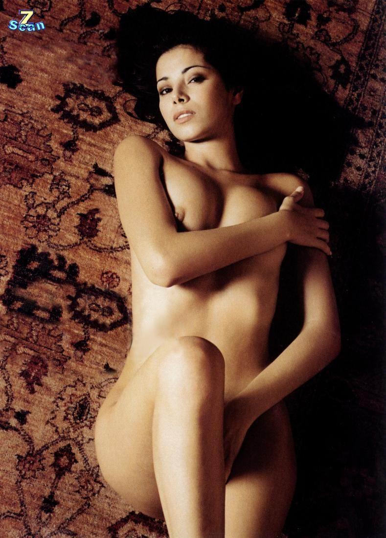 Aida Yespica desnudos