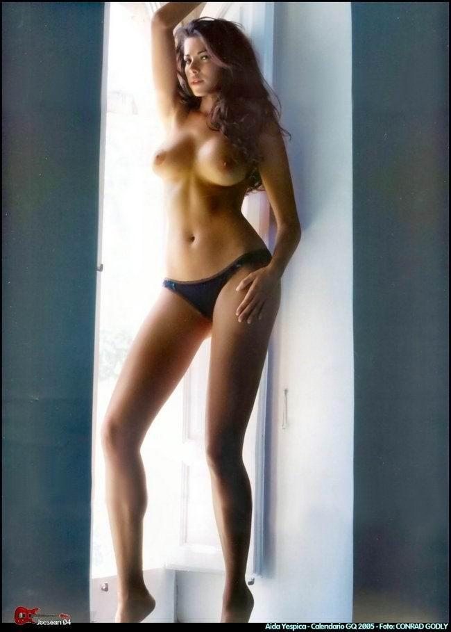 Aida Yespica famoso
