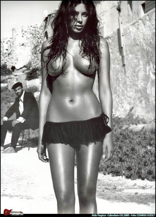 Aida Yespica porno famosas 1