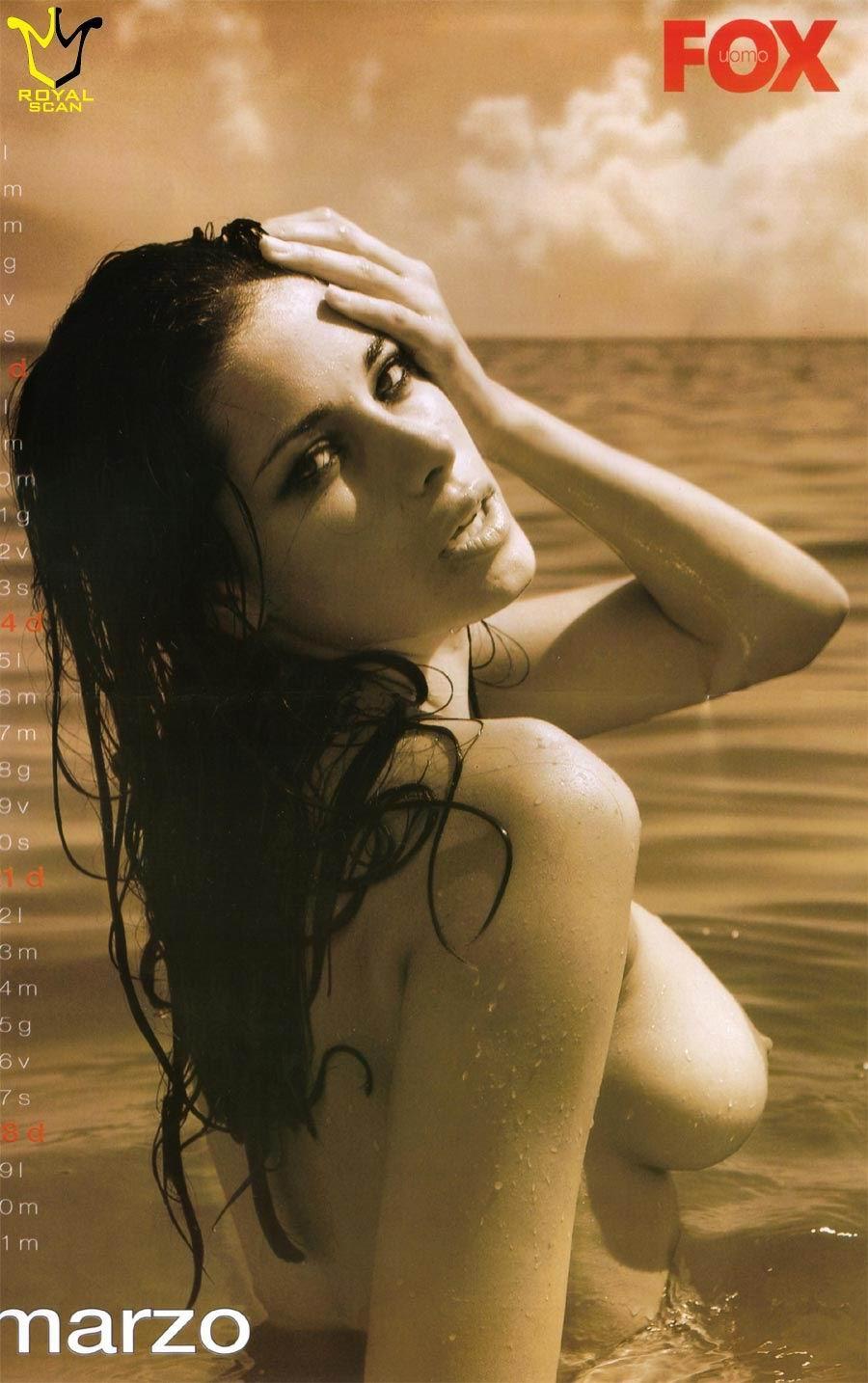 Aida Yespica porno famosas