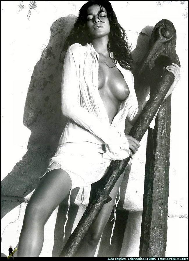 Aida Yespica serviporno