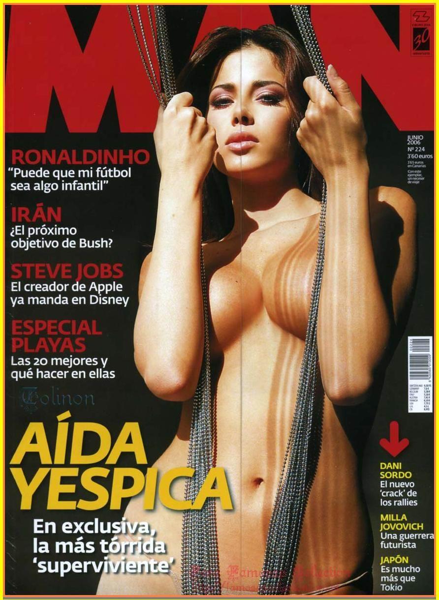 Aida Yespica sexo en público 1