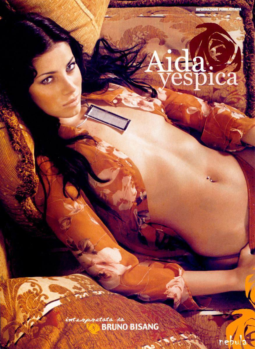 Aida Yespica vagina 1