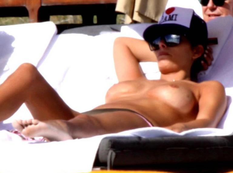 Aida Yespica vídeo desnuda