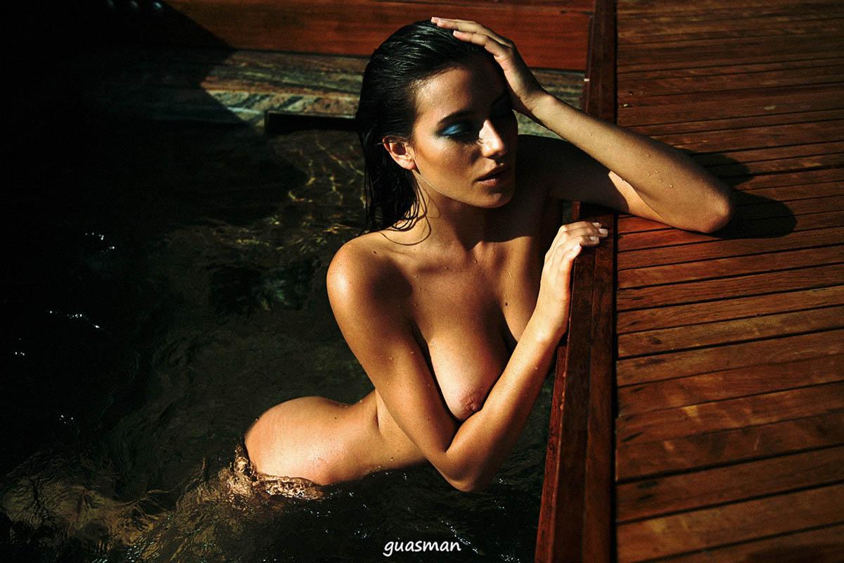Alejandra Guilmant boca