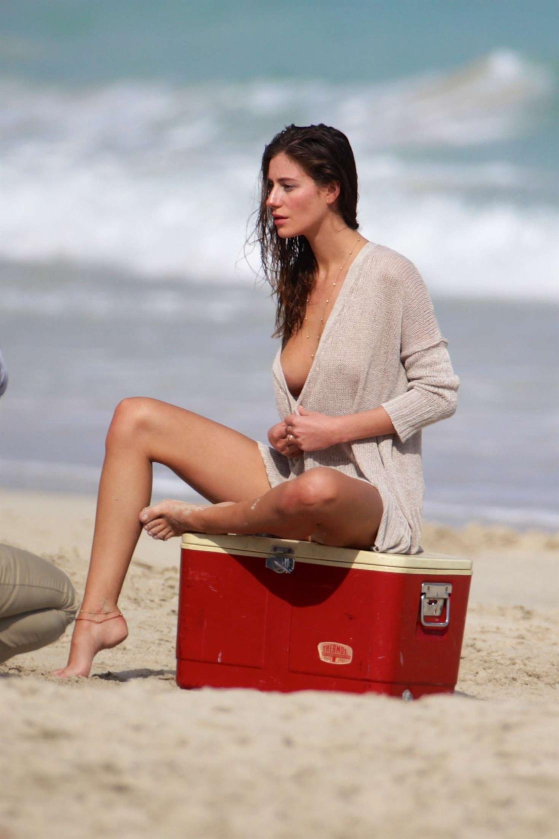 Alejandra Guilmant desnuda película