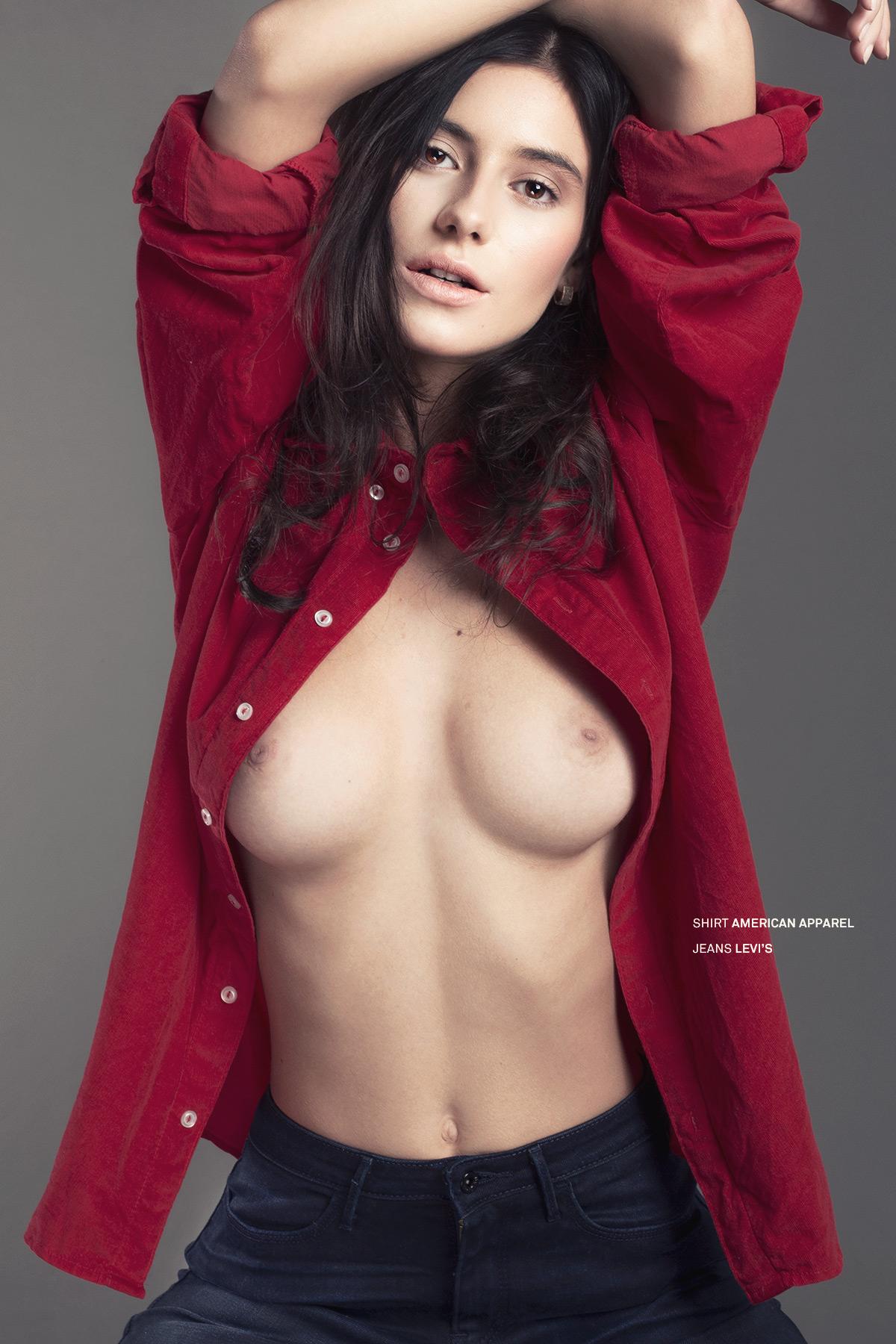 Alejandra Guilmant desnudos