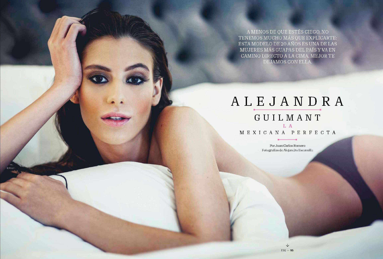 Alejandra Guilmant escenas