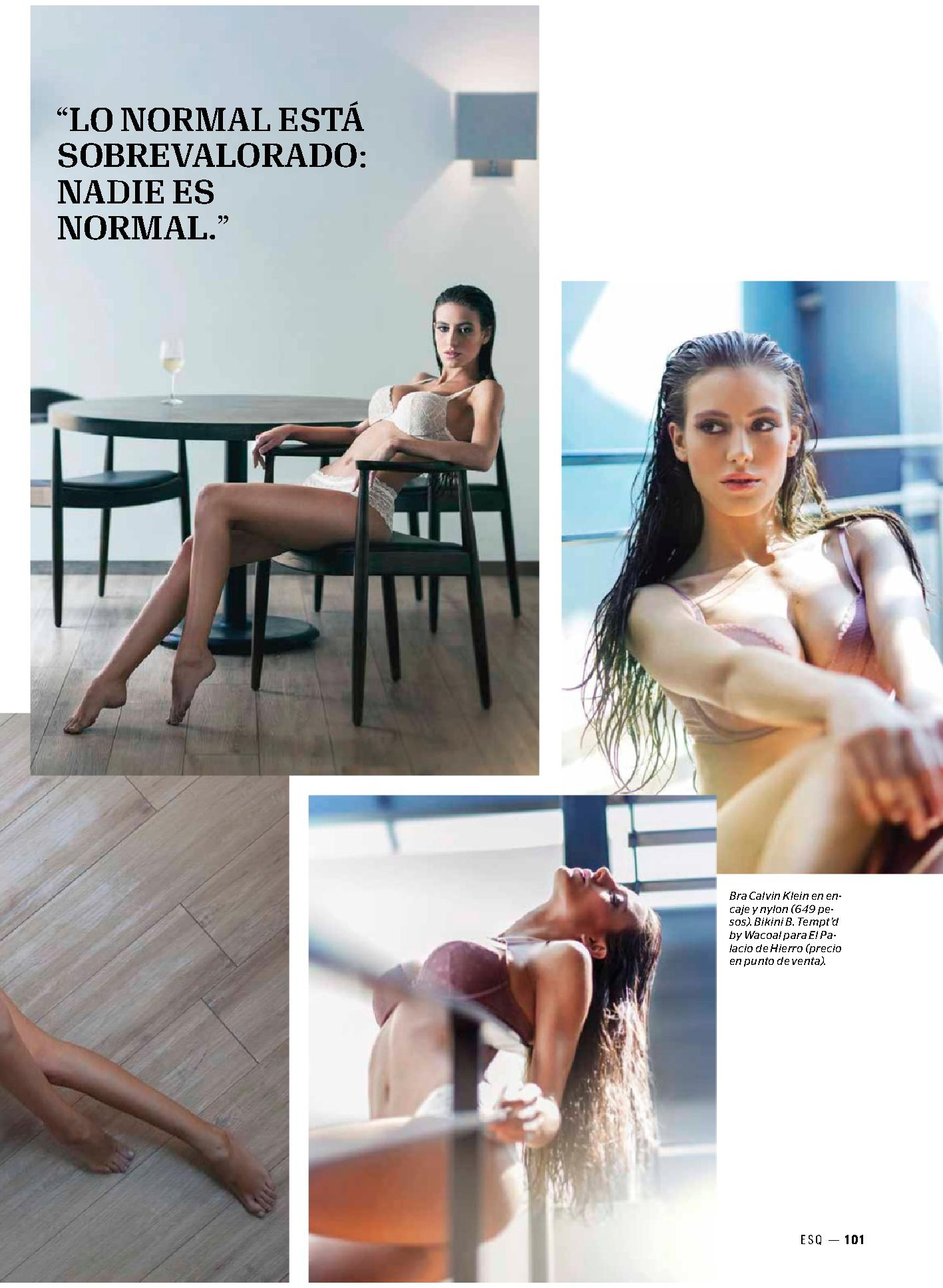 Alejandra Guilmant sexy