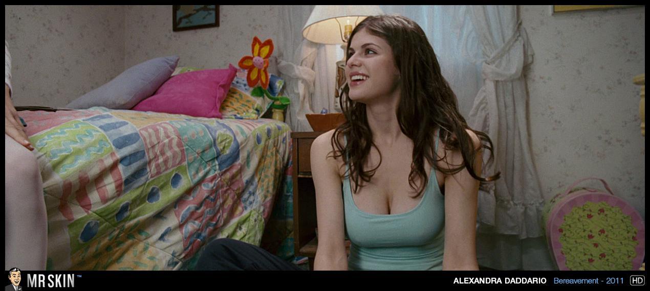 Alexandra Daddario películas