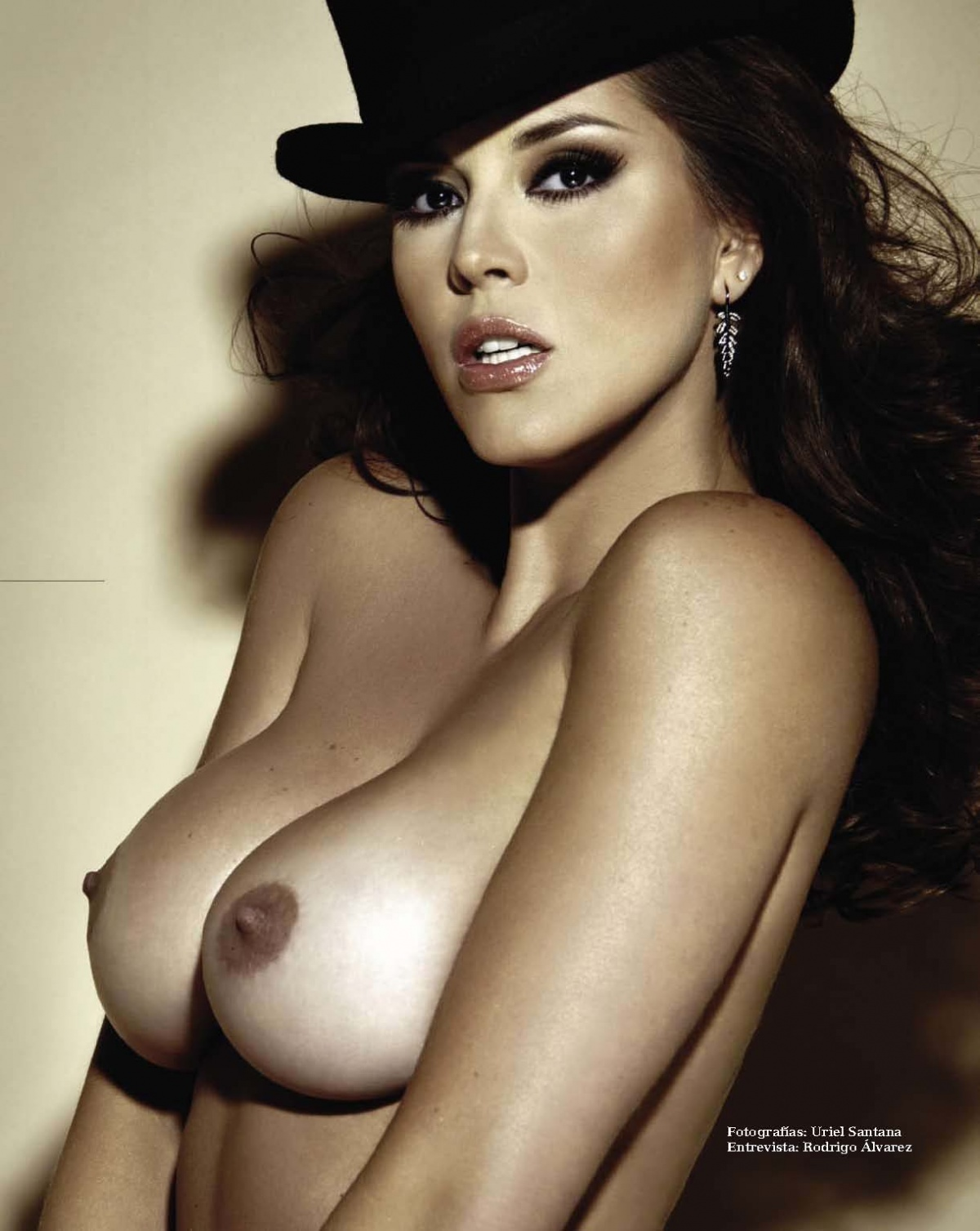 Sin Censura Alicia Machado Desnuda Porno Fotos