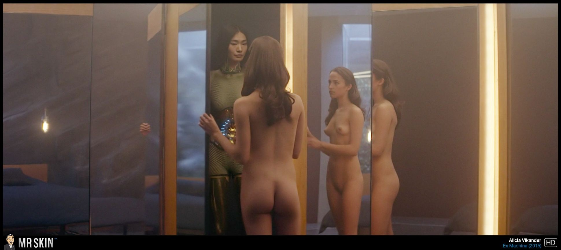 Alicia Vikander desnudas fotos 1