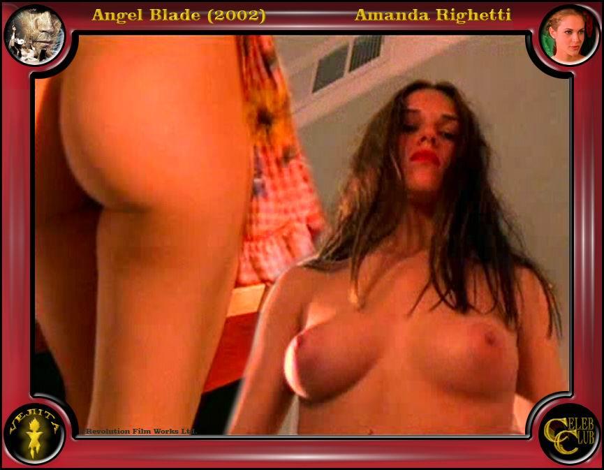 Amanda Righetti cachondo 1