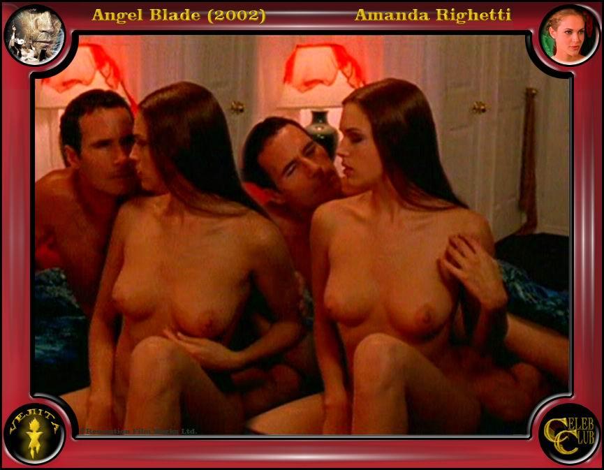 Amanda Righetti follando