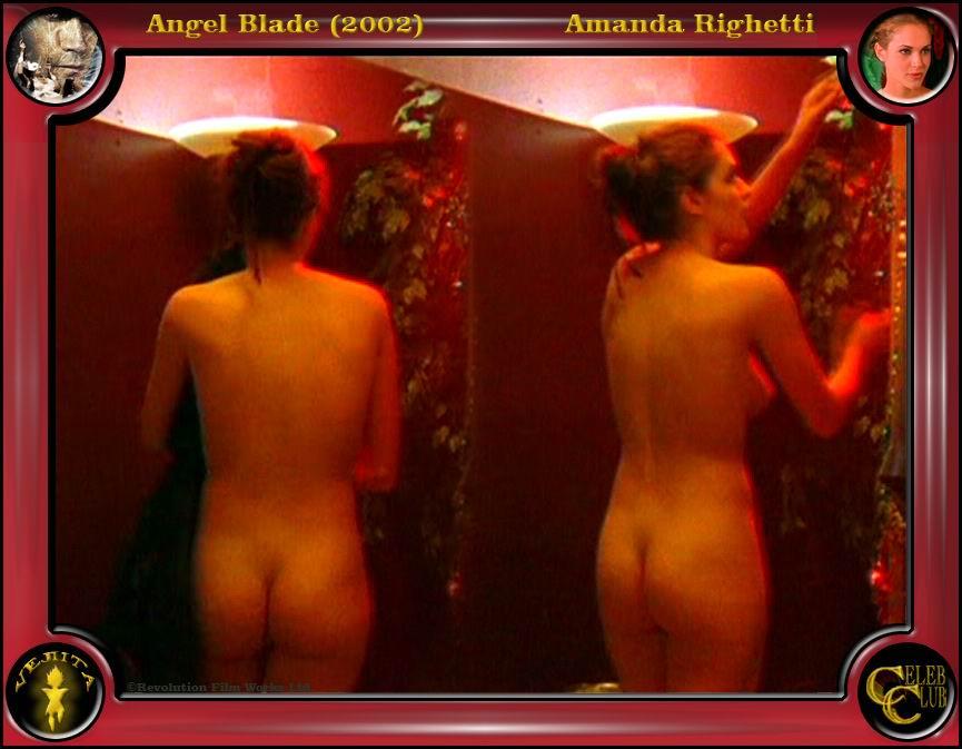 Amanda Righetti fotos filtradas de