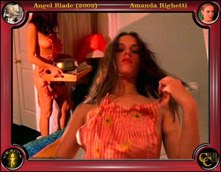 Amanda Righetti mejores