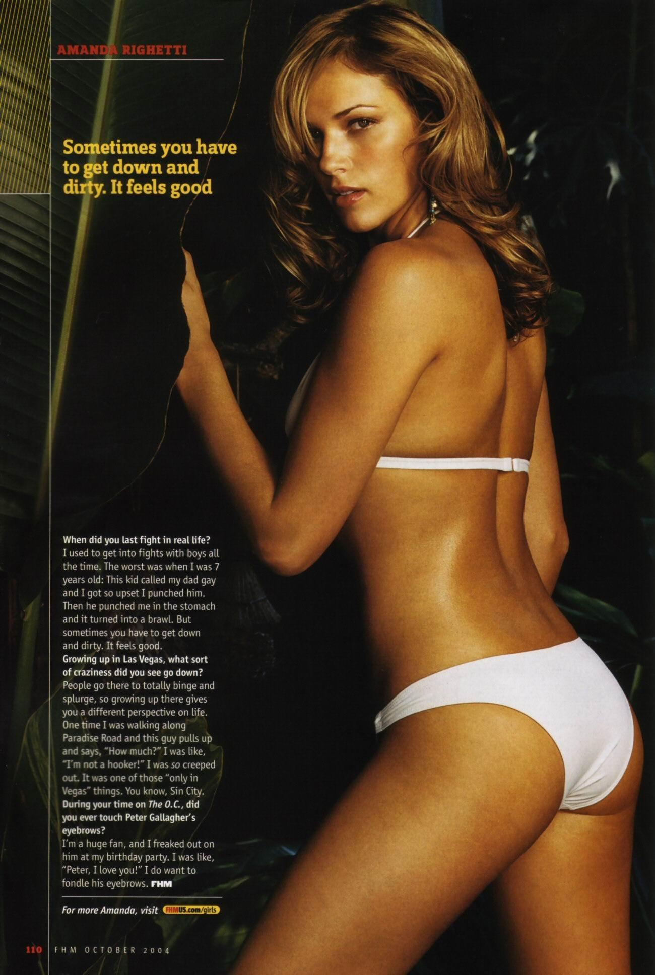 Amanda Righetti prohibidos 1