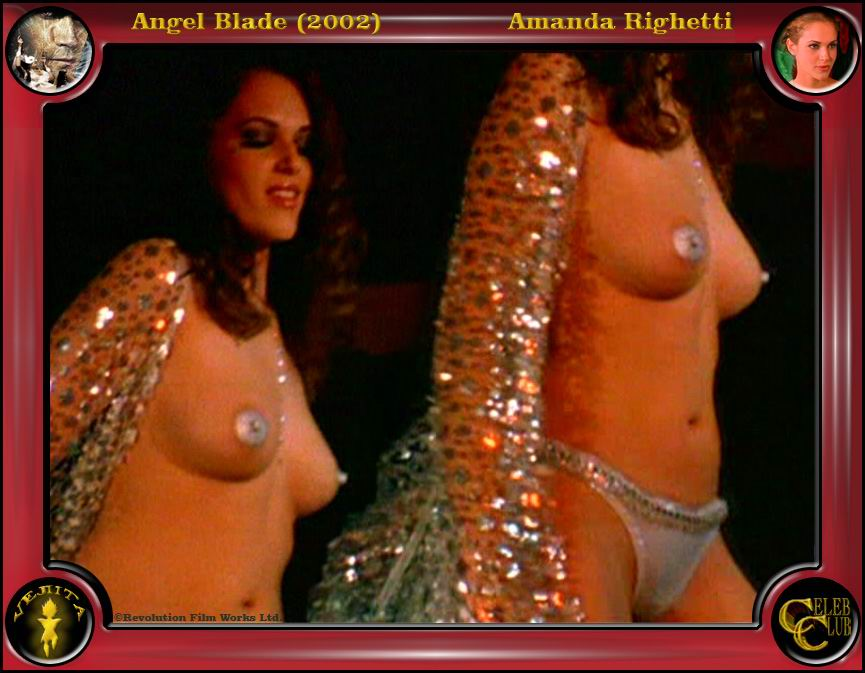 Amanda Righetti prohibidos