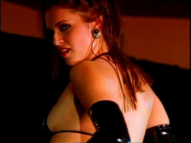 Amanda Righetti sexo anal
