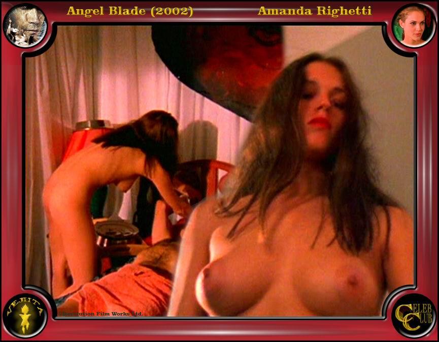 Amanda Righetti sexo duro